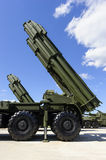 Heavy missile launcher Royalty Free Stock Photos