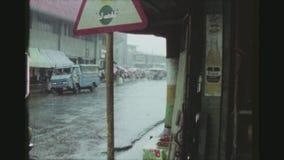 Heavy Rain Fall Seventies