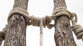 Heavy rope Royalty Free Stock Photo