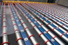 Heavy sheet glass Royalty Free Stock Photo