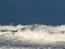 Heavy surf. Stock Image