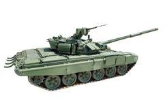 Heavy tank isolated Royalty Free Stock Photography
