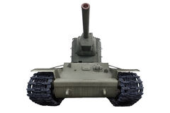 Heavy Tank KV-2, Russia Stock Photo