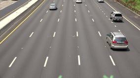 Heavy Traffic, Traffic Jam, Cars, Automobiles, Trucks stock video