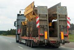 Heavy truck. Stock Photography