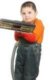 Heavy vacuum cleaner Stock Photography