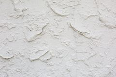 Heavy Wavy Cement Stucco Texture on Wall. This is a perfect picture of wavy rough cement stucco on an exterior wall. A great texture background for graphic stock photos