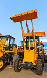 Heavy wheel loader Royalty Free Stock Photos