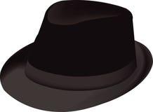 Heavy winter hat Stock Photo
