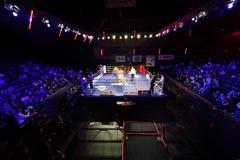 Heavyweight: Islam Ismailov contro Filip Khrgovich Fotografia Stock