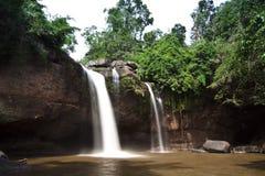 Heawsuwat waterfall Stock Image