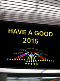 Heb een goede 2015 Royalty-vrije Stock Foto's