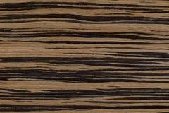 Hebanu drewna tło Zdjęcia Royalty Free