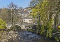 Hebden Bridge, West Yorkshire Stock Image