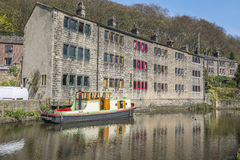 Hebden Bridge, West Yorkshire Stock Photos