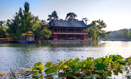 Hebei Chengde Mountain Resort Stock Photography
