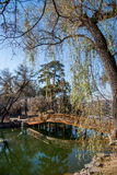 Hebei Chengde Mountain Resort Lake Lake Stock Photos