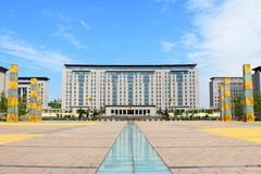 Hebei Tangshan Feng Southern District government offices Stock Image