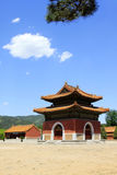 Hebei Zunhua Eastern Qing Tombs Stock Photos