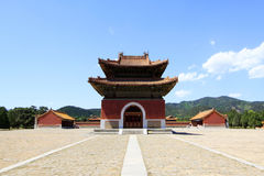 Hebei Zunhua Eastern Qing Tombs Stock Images