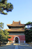 Hebei Zunhua Eastern Qing Tombs Royalty Free Stock Image