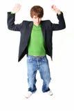 Heben Sie Hände an Lizenzfreies Stockfoto