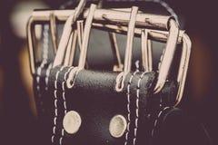 Hebilla del cinturón Imagenes de archivo