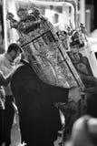 Hebréiskt religiöst ortodoxt arkivfoton