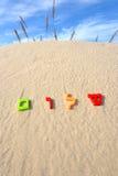 Hebrajski słowa shalom znaczenia pokój Obrazy Stock