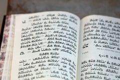 Hebrew Bible Stock Photography