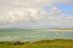 Hebridean Ansicht Stockbilder