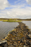 Hebridean Dun Stock Photos