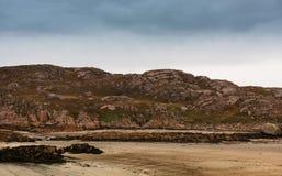 Hebrides wyspy Szkocja zdjęcia royalty free