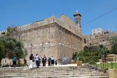 Hebron royalty-vrije stock foto