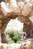 Hebron city of Israel Stock Image