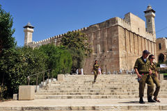 Hebron - Israel Stockfotos