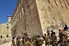 Hebron - Israel Lizenzfreies Stockfoto
