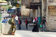 Hebron - Israel Stock Image