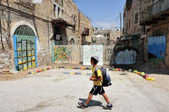 Hebron - Israel Royalty Free Stock Photos