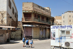 Hebron - Israel Royalty Free Stock Image