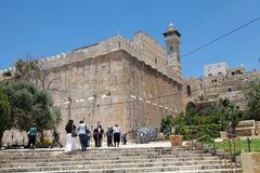 Hebron Royalty Free Stock Photo