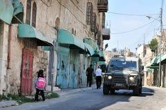 Hebron - l'Israël Images stock