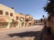 Hebron, Palestina Fotografie Stock
