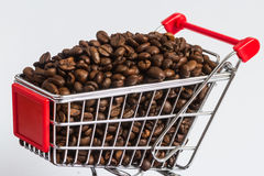 Hebt u wat koffie nodig? Stock Afbeelding
