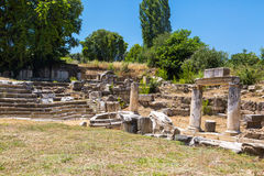 Hecate Temple in Lagina Royalty Free Stock Photo