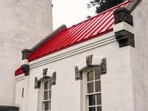 Heceta Hauptleuchtturm Stockbild