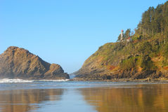 Heceta Head Stock Photo