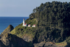 Heceta Head Historic Oregon Lighthouse Stock Photos