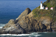 Heceta Head Lighthouse Royalty Free Stock Image