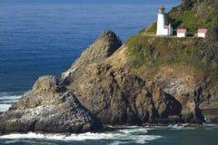 Heceta Head Lighthouse Royalty Free Stock Image